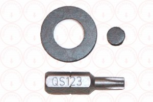 Svea 123/123R SRV Fuel Cap Repair Kit w/ SRV Tool